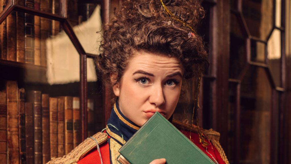Isobel McArthur - Pride and Prejudice sort of - Mihaela Bodlovic