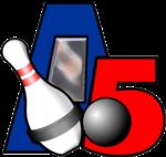 Alberta 5 Pin Logo
